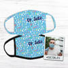 Doctor personalized fabric face mask