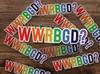 WWRBGD? ruth bader ginsburg vinyl sticker