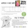 Vote for women feminist unisex crew neck or women's v-neck shirt