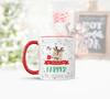 Kids hot chocolate cocoa camp personalized mug