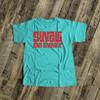 Funny Valentine's Day single and loving it Valentine's DARK Tshirt