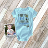 Father's Day bodysuit top-dog daddy personalized bodysuit or Tshirt