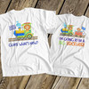Big brother to be shirt guess whats new train pregnancy announcement Tshirt