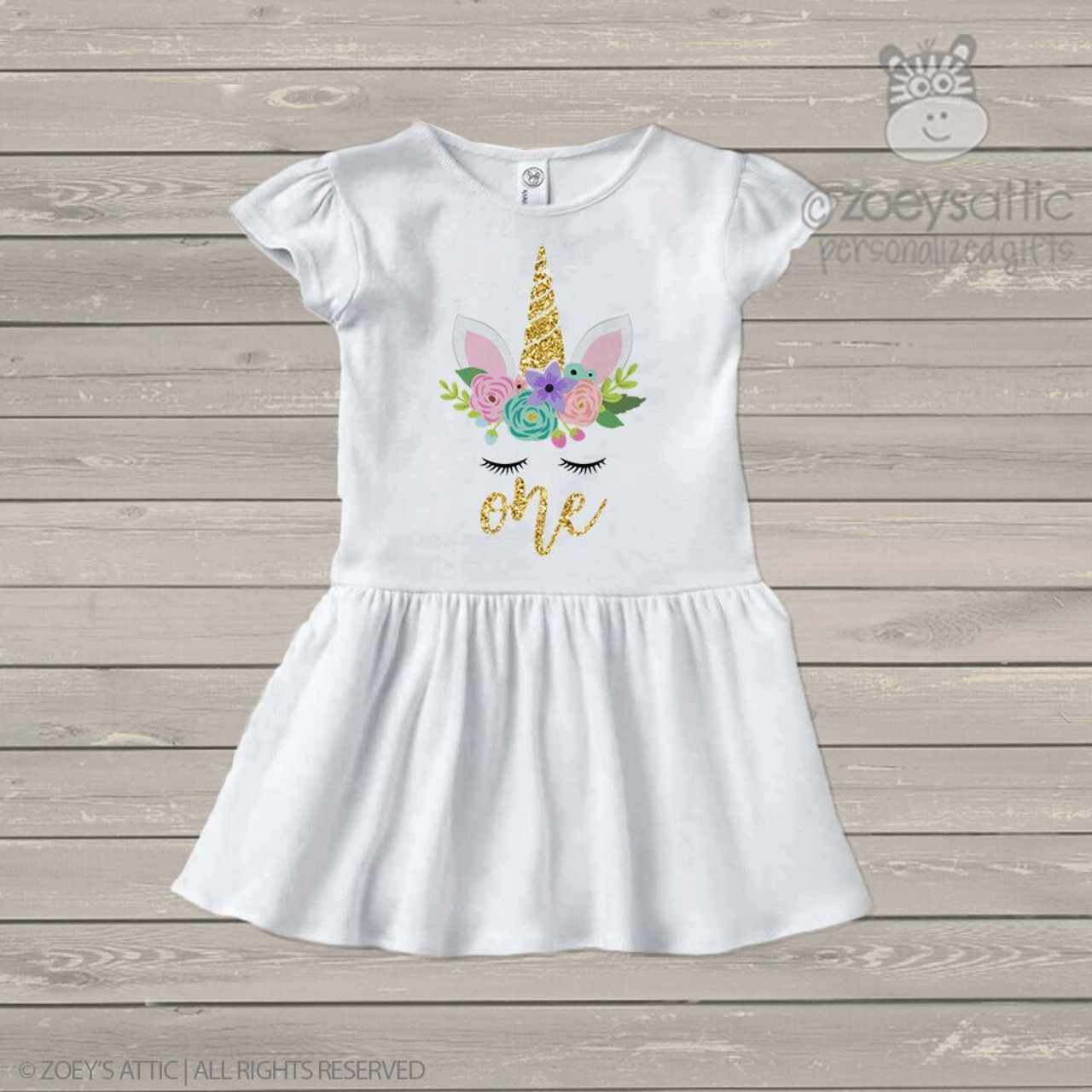 2a29eaa16af46 Personalized Birthday Dress For Toddler | Lixnet AG