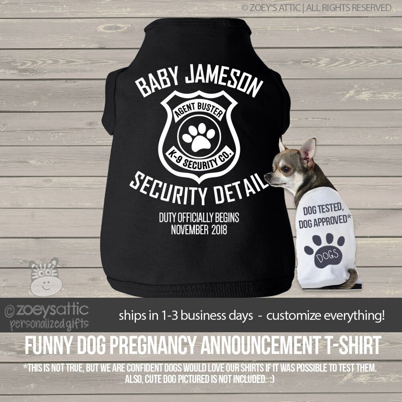 9f386081f Funny Birth Announcement Shirts – EDGE Engineering and Consulting ...