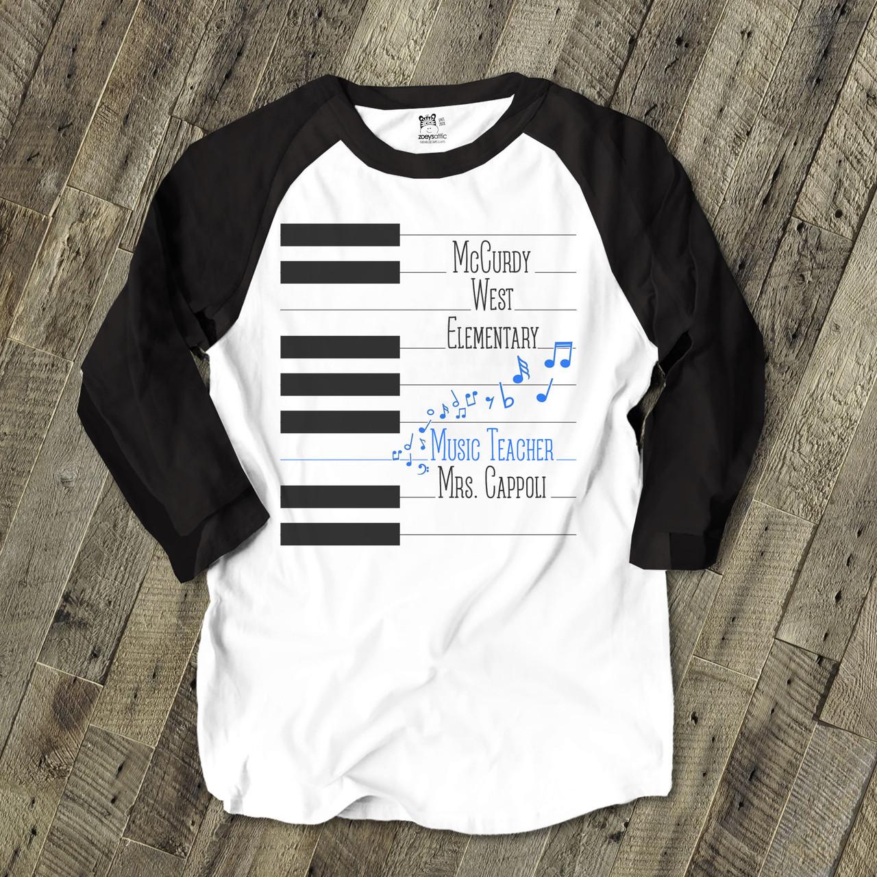I Heart Love Piano Kids Tee Shirt Boys Girls Unisex 2T-XL