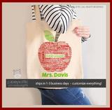 Best Selling Teacher Tote Bags