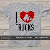 I Like Big Trucks!