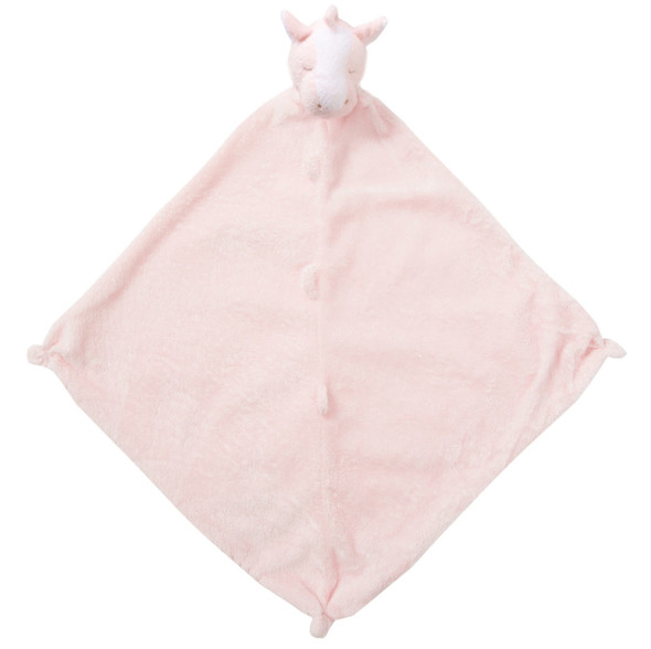 Pink Pony Blankie Lovie by Angel Dear
