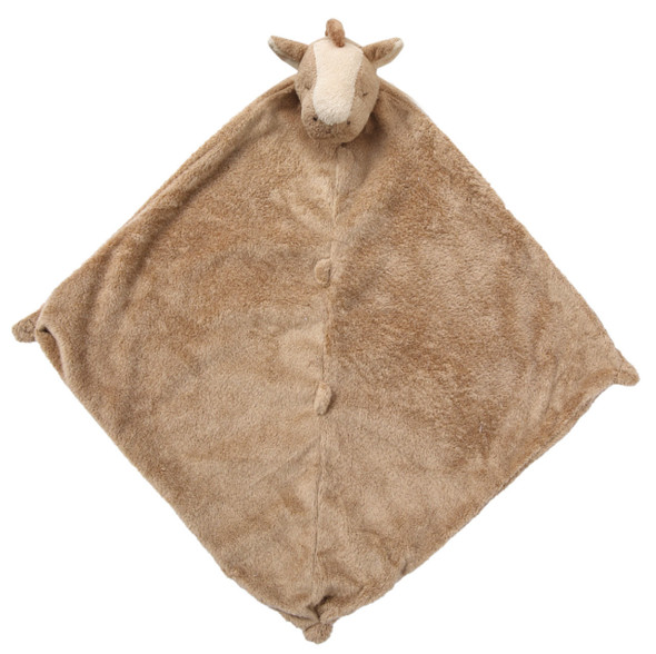 Brown Pony Blankie Lovie by Angel Dear