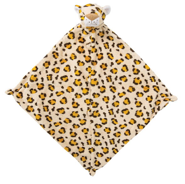 Leopard Blankie Lovie by Angel Dear