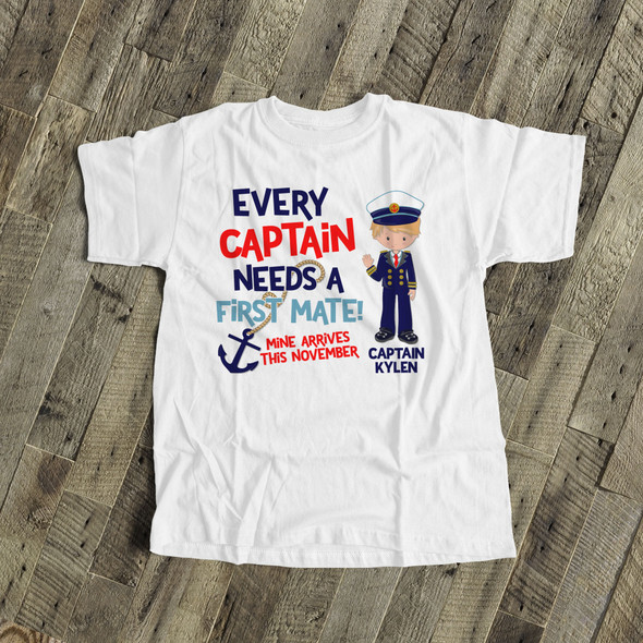 Big brother captain Tshirt