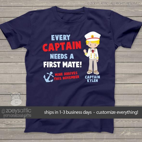 Big brother captain DARK Tshirt