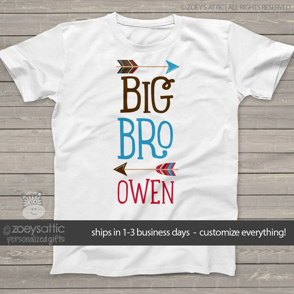 Big brother arrow Tshirt