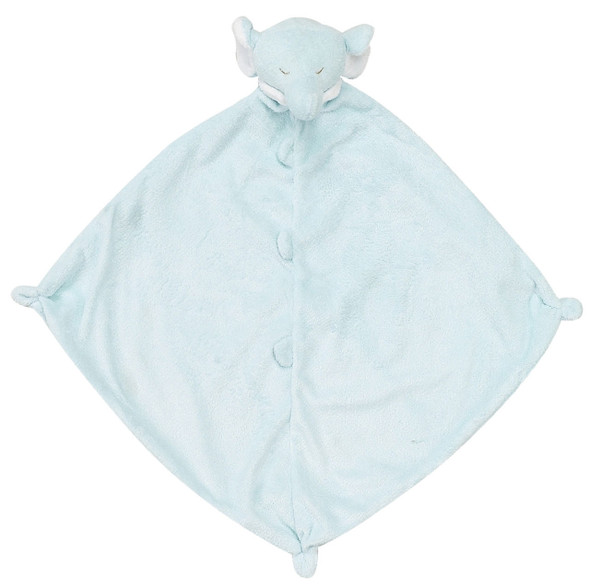 Blue Elephant Blankie Lovie by Angel Dear