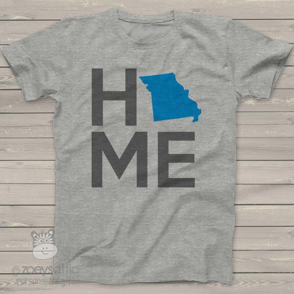 HOME state Tshirt