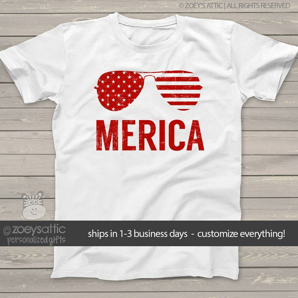 Stars and stripes merica  Tshirt