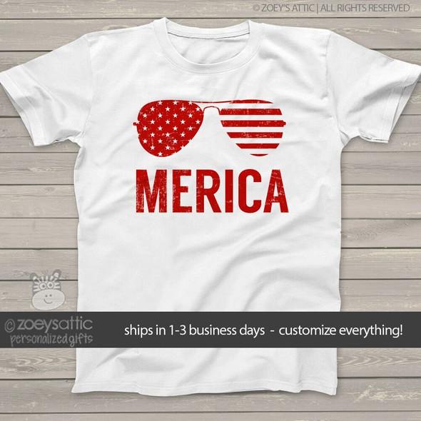 Stars and stripes merica  Tshirt