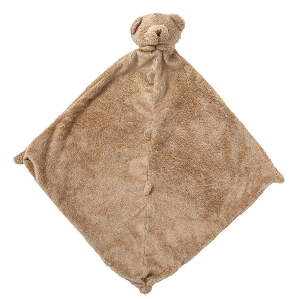 Brown Bear Blankie Lovie by Angel Dear