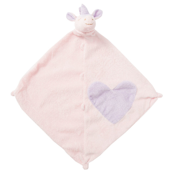 Unicorn Blankie Lovie by Angel Dear