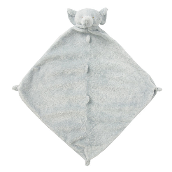 Grey Elephant Blankie Lovie by Angel Dear
