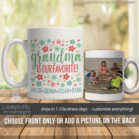 Grandma is our favorite coffee mug