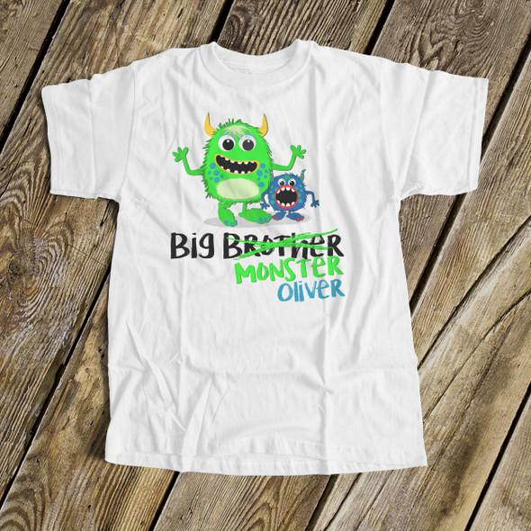 Big brother monster Tshirt