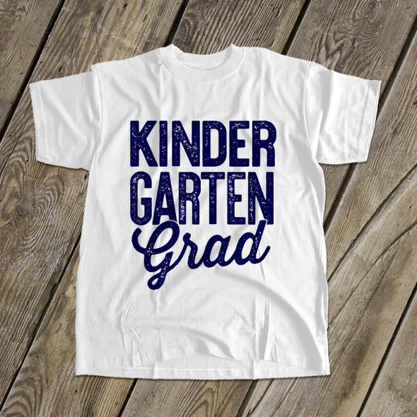 Graduation kindergarten grad Tshirt