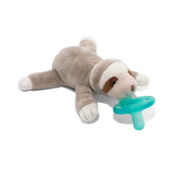 Baby Sloth pacifier by Wubbanub
