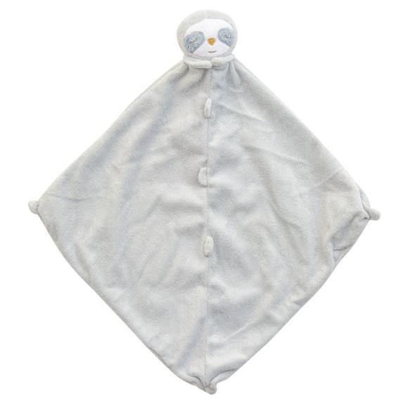 Grey Sloth Blankie Lovie by Angel Dear