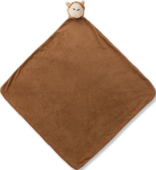 Llama Napping Blanket by Angel Dear