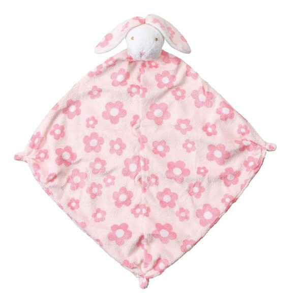 Bunny Flower Blankie Lovie by Angel Dear