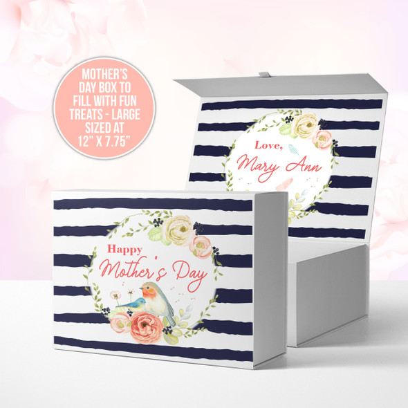 Happy Mother's Day personalized keepsake gift box