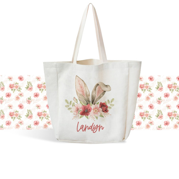 Large size tote bag