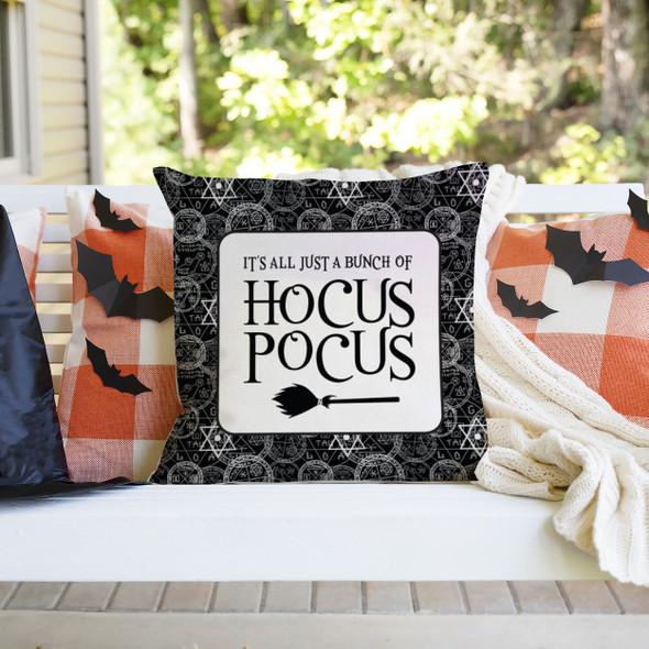 Halloween hocus pocus pillowcase pillow