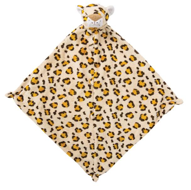 Leopard Blankie Lovie by Angel Dear