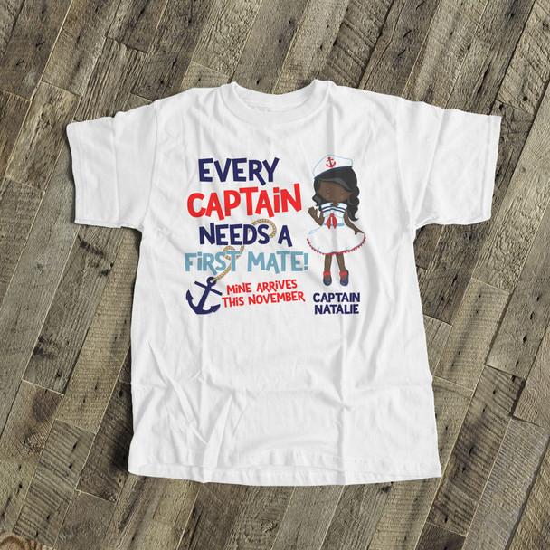 Big sister captain Tshirt