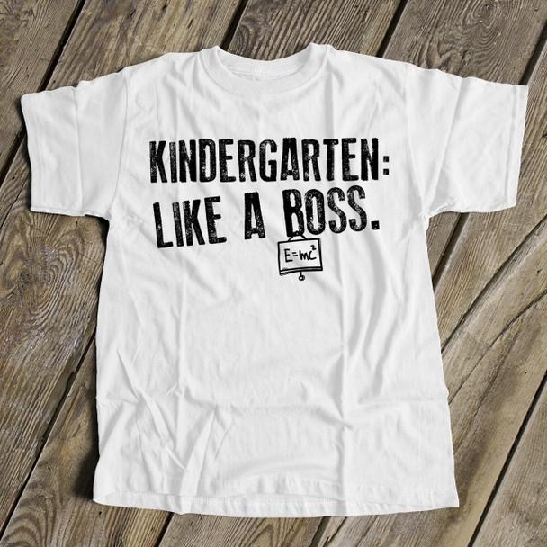 Back to school like a boss Tshirt