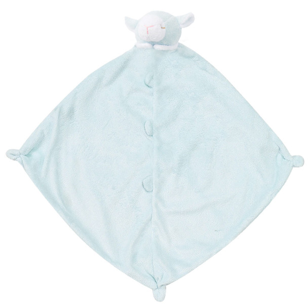 Blue Lamb Blankie Lovie by Angel Dear