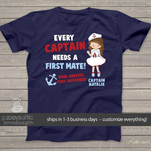 Big sister captain DARK Tshirt