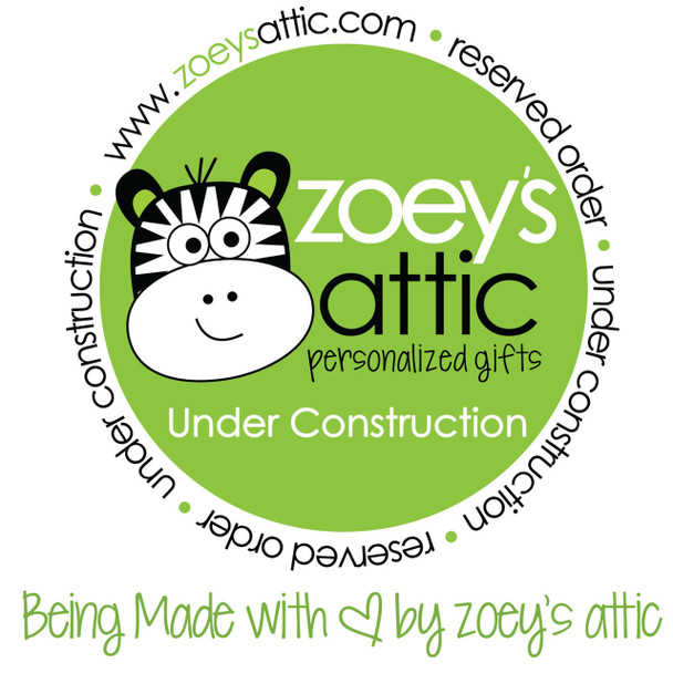 Custom order for Kaylie Uzzell