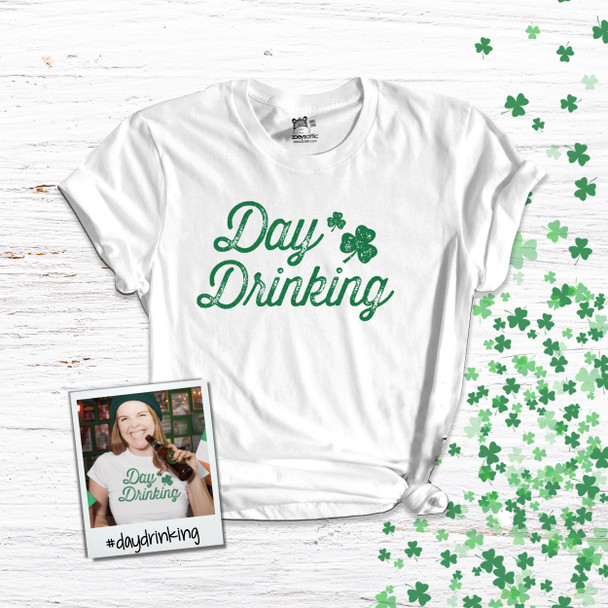 St. Patrick's day drinking unisex Tshirt