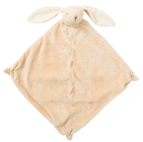 Beige Bunny Blankie Lovie by Angel Dear