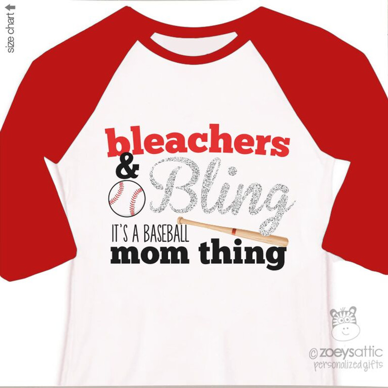 a17ae6ba8 personalized womens shirt, sparkly baseball mom, glitter colorblock ...