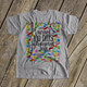 Student survived 100 days band aid Tshirt