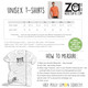 Thanksgiving turkey zipper non-maternity or maternity shirt