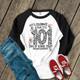 Teacher 101 days of school dalmation puppy unisex adult raglan shirt