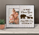 We heart our mama bear photo frame gift from kids