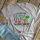 Christmas teacher cutest elves in the workshop personalized shirt