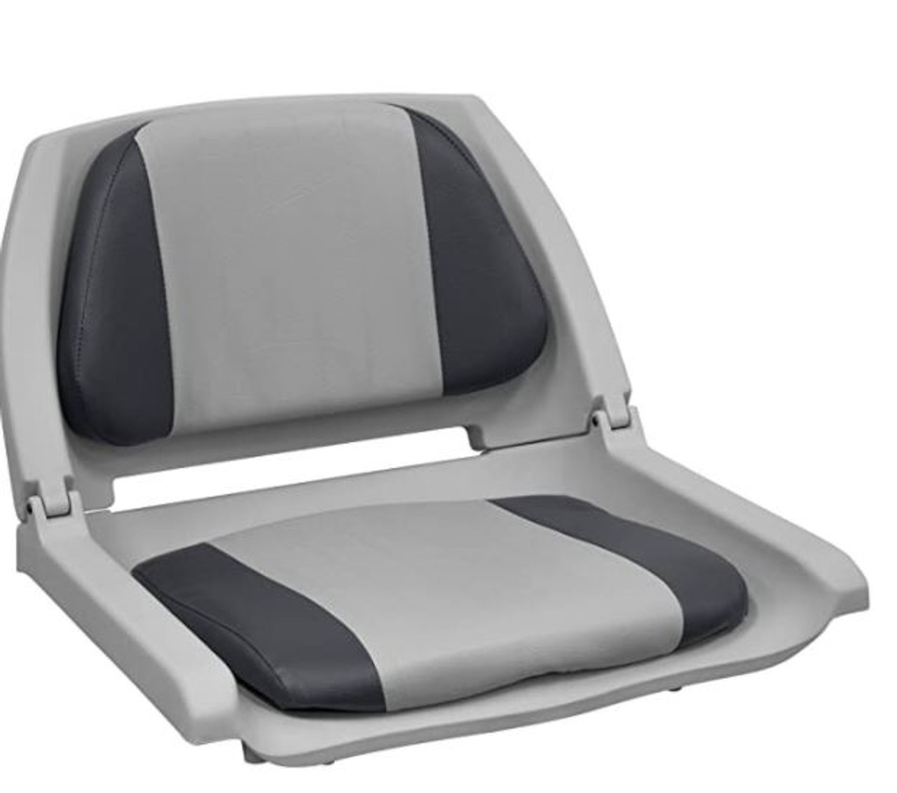WISE MOLDED FISHING BOAT SEAT WITH MARINE GRADE CUSHION PAD